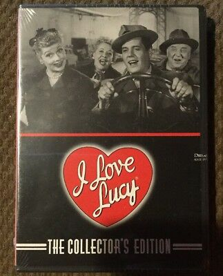 I Love Lucy The Collectors Edition  New