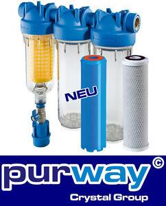 Eisenfilter, Brunnenwasserfilter, Hauswasserfilteranlage HYDRA Ironmaster 1