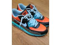 Nike Air Max Limited editions leather UK 9