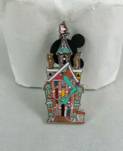 Disney Disneyland Pin - Haunted Mansion Holiday Gingerbread Mystery - Arms