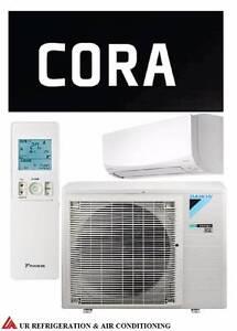 DAIKIN Split system A/C.Inverter technology,2.5 KW.R/C. CORA Lidcombe Auburn Area Preview