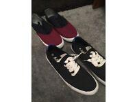 Size 9 men's shoes