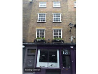 SOHO Office Space to Let, W1 - Flexible Terms | 2 - 82 people