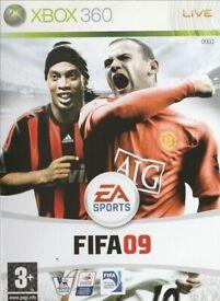XBOX 360 - FIFA 09