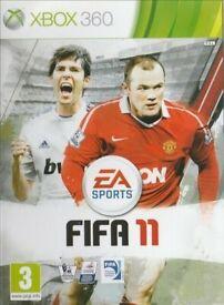 XBOX 360 - FIFA 11