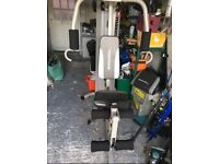 Maxi muscle multi-gym