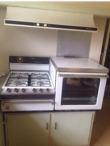 Chef side by side Gas stove top and oven Sale Wellington Area Preview