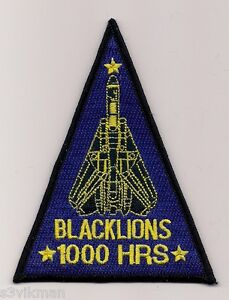 USN-VF-213-BLACKLIONS-1000-HOURS-F-14-patch-F-14-TOMCAT-FIGHTER-SQN