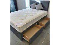 🧐🧐BRAND NEW DIVAN BEDS & MATTRESSES IN STOCK🧐🧐