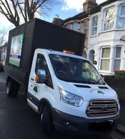 M&M Tree surgeon Gardening and landscape Rubbish removal and demolition house clearance London