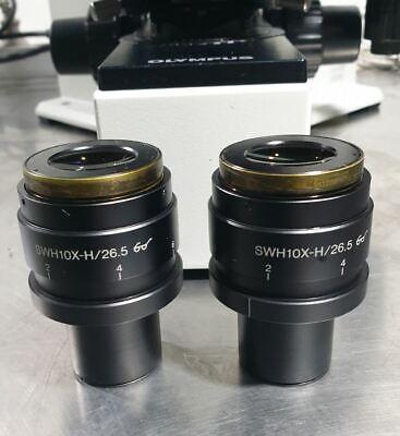 Olympus Bx 50 Microscope