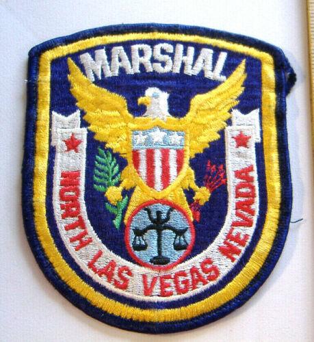 MARSHAL~NORTH LAS VEGAS NEVADA~FABRIC PATCH