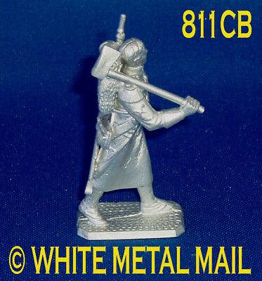 Napoleonic Casting 811CB 1:32 Scale Napoleonic Wars Napoleonic Sapeur Bareheaded