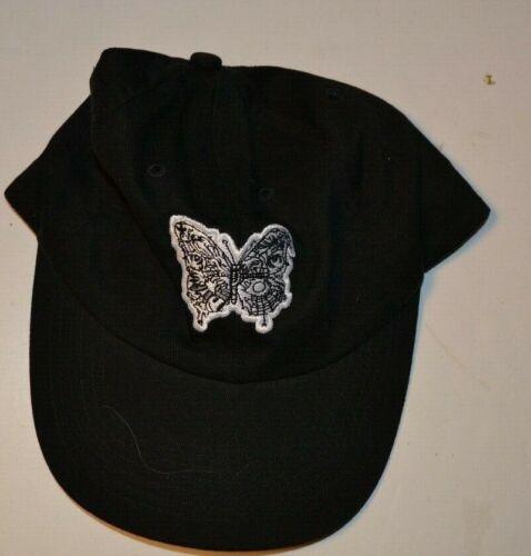 NWoT Stone Temple Pilots Butterfly Black Adjustable Baseball Cap/Hat