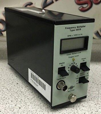 Bruel Kjar Type 5859 Frequency Multiplier.