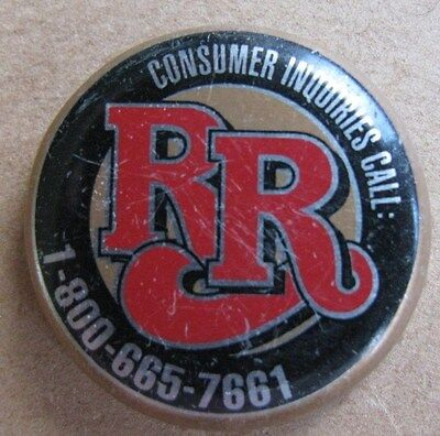 Rickards Red  Molson Coors Canada Canadian Obsolete No Dent Beer Bottle Cap