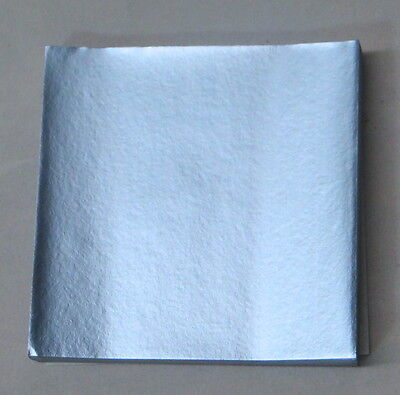 Dull Light Blue Candy Foil Wrappers Confectionery Foil 500 count Blues FD531