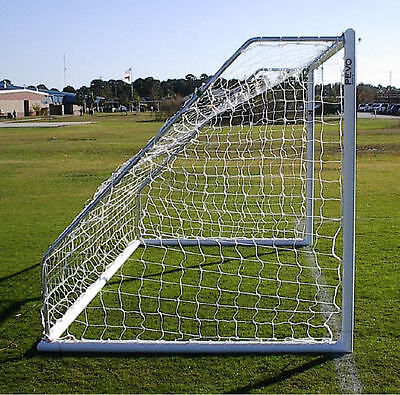 8\' x 24\' Channel Park Soccer Goal Indoor/Outdoor | Aluminum Soccer ...