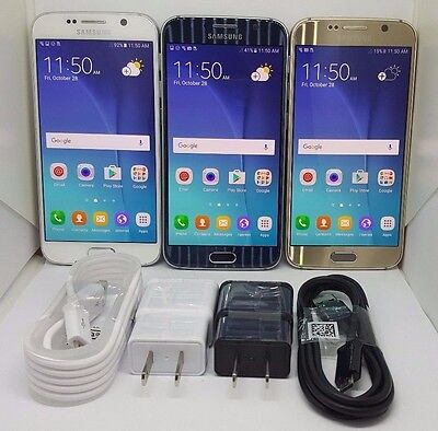 Samsung Galaxy S6  T Mobile Metropcs  G920t 32Gb Excellent Good Fair Condition