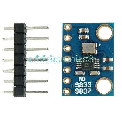 Programmable Ad9833 Microprocessors Sine Square Wave Dds Signal Generator Module