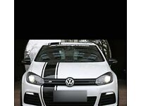 Sticker Stripe kit for mini cooper s graphic lowered skirt tune coil rally flare
