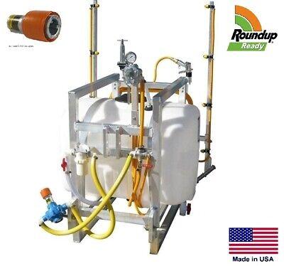 Sprayer - 3 Point Hitch Mounted - Pto Driven - 200 Gallon - Tank Roundup Ready