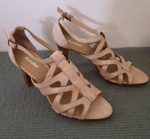 Womens Strappy High Heels - Size 10 Westmead Parramatta Area Preview