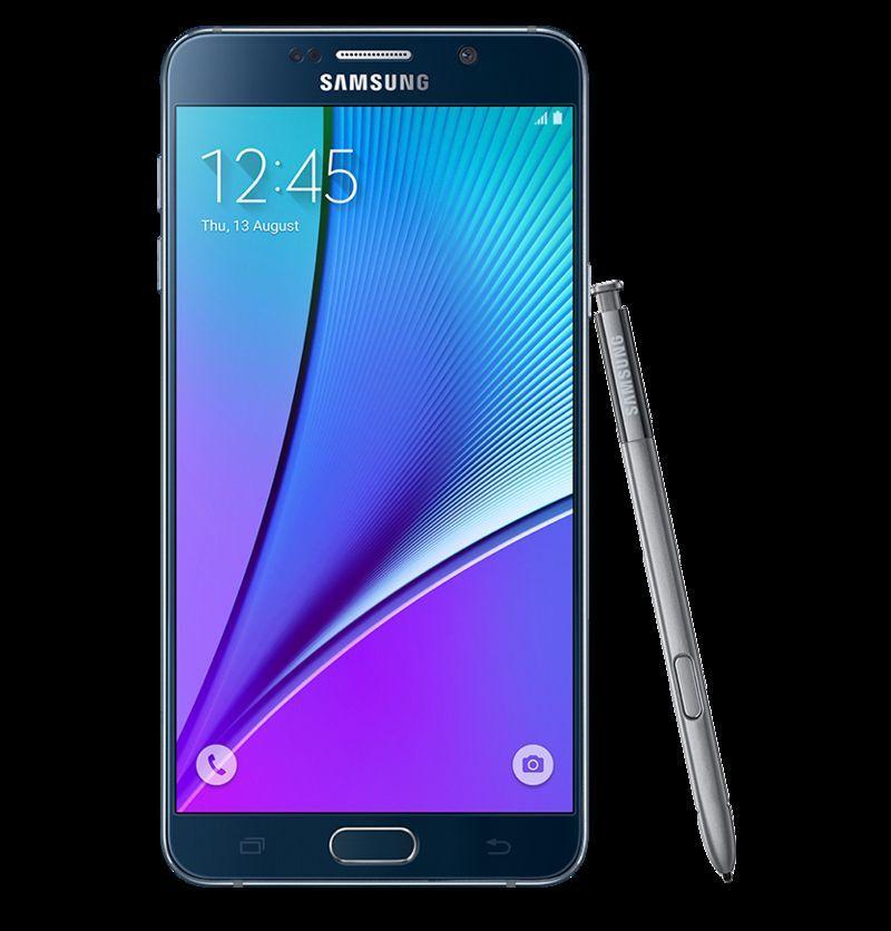 $134.99 - SPRINT Samsung Galaxy Note 5 Unlocked N920P GSM 32GB 4G LTE Smartphone