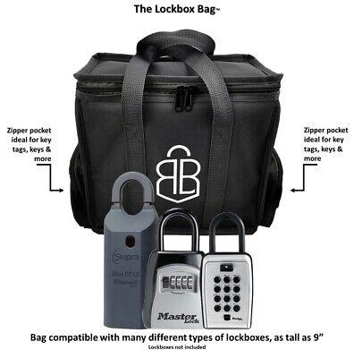 Realty Bags Lockboxsupra Real Estate Bag