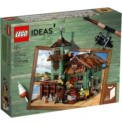 LEGO Ideas Old Fishing Store 2017 (21310)