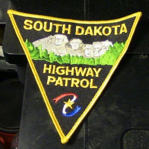 Retired Police Patch: South Dakota Highway Patrol Patch