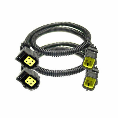 4 Pin Oxygen O2 Sensor Extension Cable 05-18 Dodge Charger Ram Viper 12