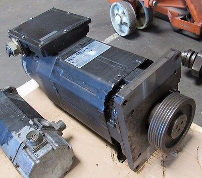 Fanuc Ac Spindle Motor A06b-1003-b Fanuc 10m System Fr Takisawa Mac-v2e Mc-compo