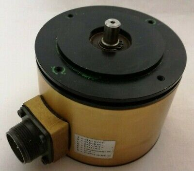 Rotary Absolute Encoder Lika As181gs-10 Rs-422 Output 3600 Count