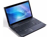 Acer Aspire 5742 - Intel i3 2.4Ghz 4GB RAM 256GB SSD WIFI DVDRW WEBCAM WIN7 Pro laptop SALE ON!