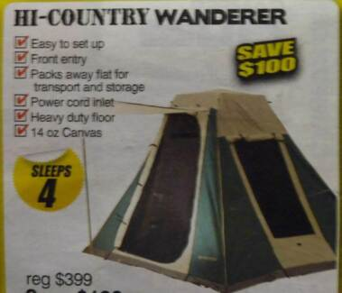 Tent for sale Moonta Copper Coast Preview