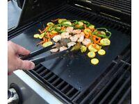 BBQ Charcoal Grill Smoker Black