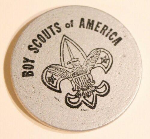 Vintage Wooden Nickel Boy Scouts Of America