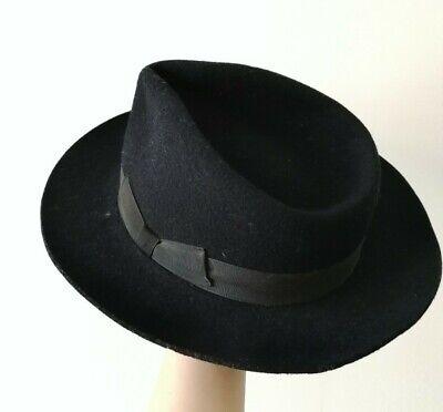 Vintage Black Hat