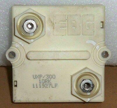 Qty10 Ebg Vishay Uxp300 10rk 10 Ohm10ohm 300w Foil Non-ind.power Resistor