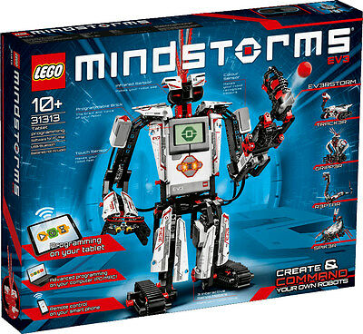 LEGO Mindstorms EV3 SET 31313 - Brand New & Factory-Sealed!