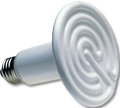 200w 110v Ceramic Heat Emitter Brooder Infrared Lamp Bulb Reptile Pet Coop Grow9