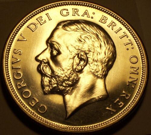 Great Britain, 1927 George V Crown. Proof. 15,000 Mintage.