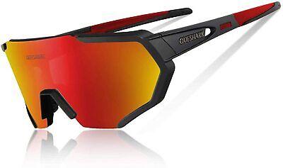 Occhiali da ciclismo con lenti intercambiabili polarizzate protezione Anti UV