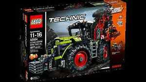 Lego Technic 42054 CLAAS XERION 5000 TR - Brand New Sealed In Box Woody Point Redcliffe Area Preview