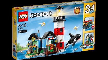 Lego Creator - 31051 Lighthouse Point - Brand New Sealed Box