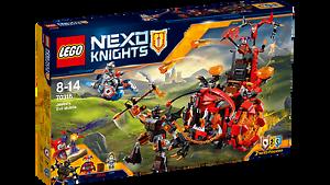 New in Box Lego Nexo Knight Jestro's Evil Mobile 70316 - 8-14 yo Truganina Melton Area Preview