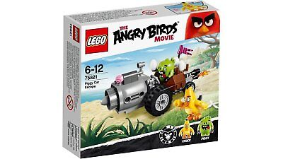 LEGO Angry Birds Piggy Car Escape Building Set 75821