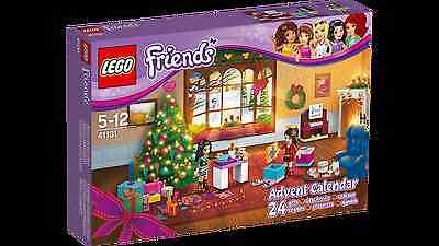 LEGO 41131  Calendario dell'Avvento LEGO Friends 5-12 Pz 218