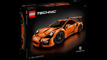 Lego Technic 42056 - Porsche 911 GT3 RS - Brand New